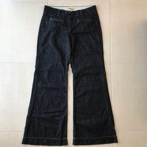Cabi Stretch Wide Leg Denim Jeans J212